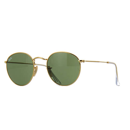Ray Ban RB3447 ROUND METAL 001